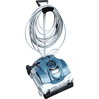 Swimming pool suction machine