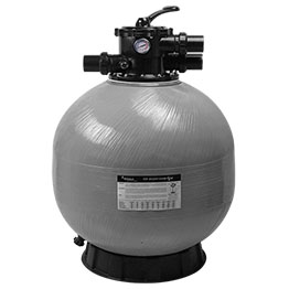 Emaux Top mount sand filter