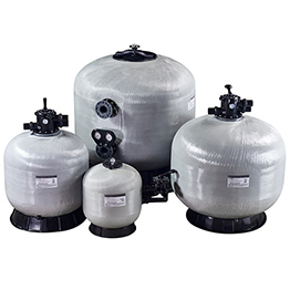 Top Mounted Swimming Pool Sand Filter