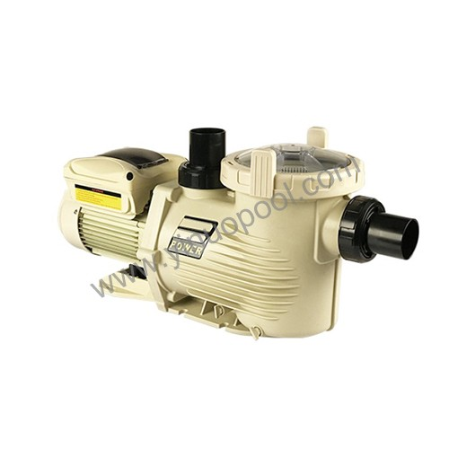 Variable speed swimming pool water circulation pump